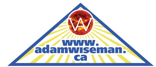 Adam Wiseman - author